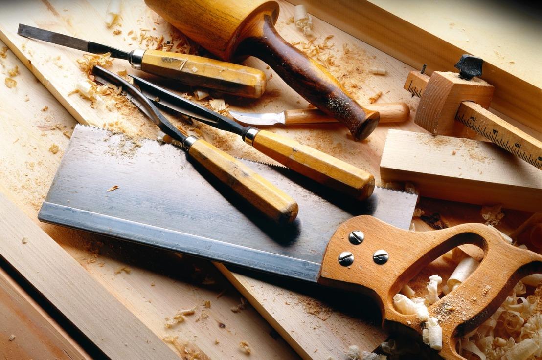Le métier de charpentier à laloupe