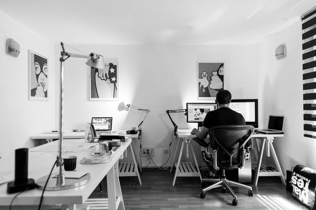Comment personnaliser votre coin bureau pour travailler en toute tranquillité?